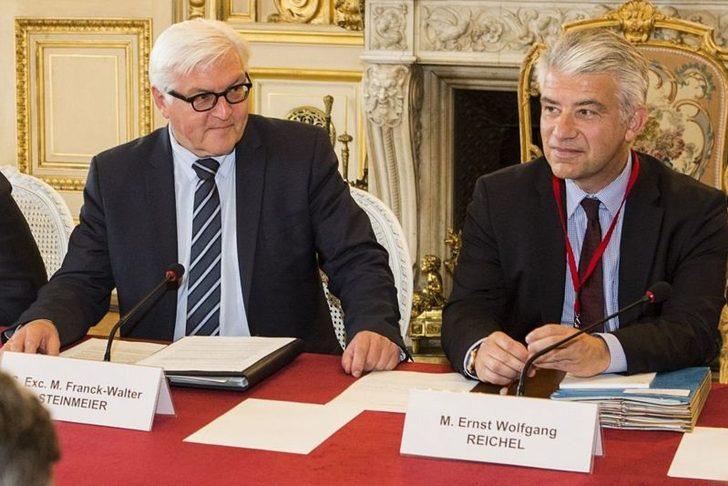 Almanya'nın Atina Büyükelçisi Reichel'den küstah açıklama!