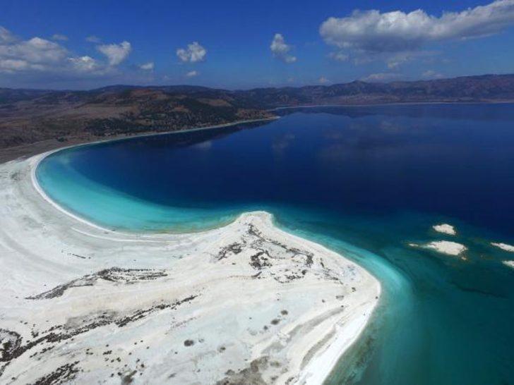 Bakanlık, Salda Gölü Nazım İmar Planı'nı onayladı
