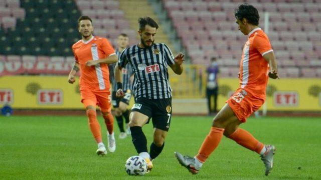MAÇ SONUCU: Eskişehirspor 0-0 Adanaspor