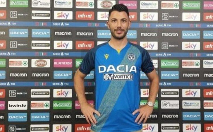 Tolgay Arslan Udinese'ye resmen transfer oldu