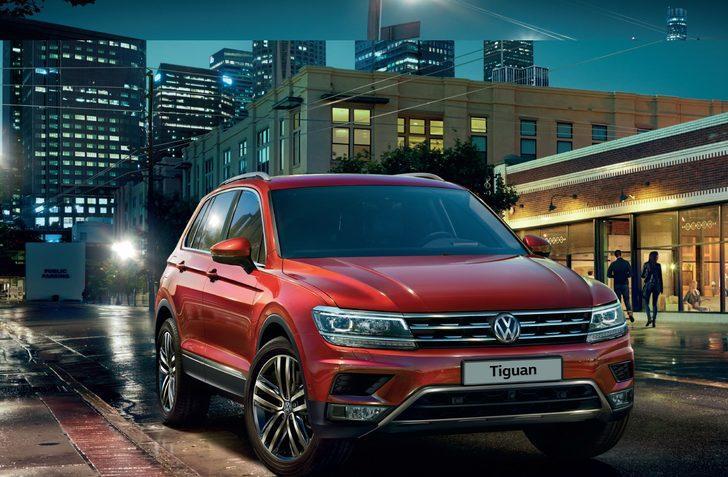 ÖTV sonrası Volkswagen Tiguan fiyatı uçtu!
