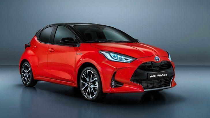 Toyota Yaris güvenlik testlerinden tam puan aldı!