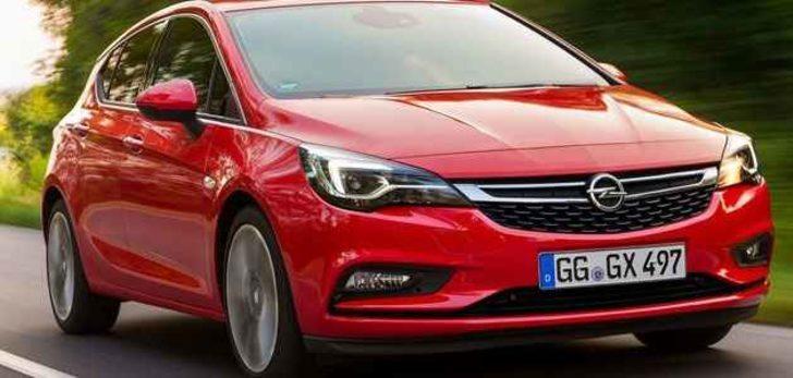 ÖTV'den sonra Opel Astra HB fiyat listesi
