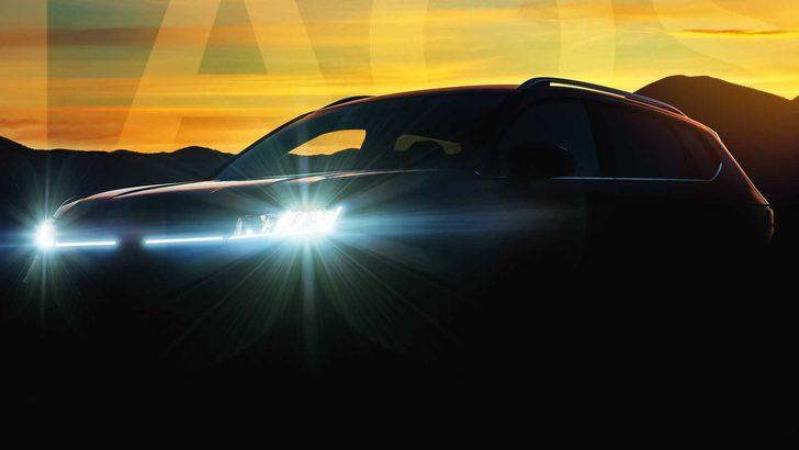 Volkswagen'in yeni crossover'ı Taos geliyor!