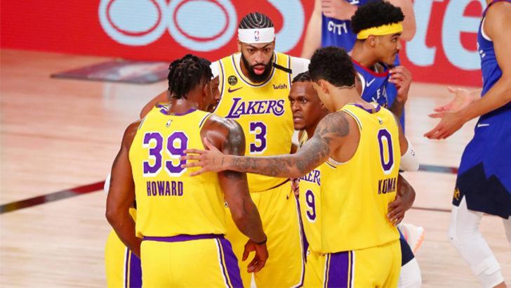 Los Angeles Lakers final serisine iyi başladı