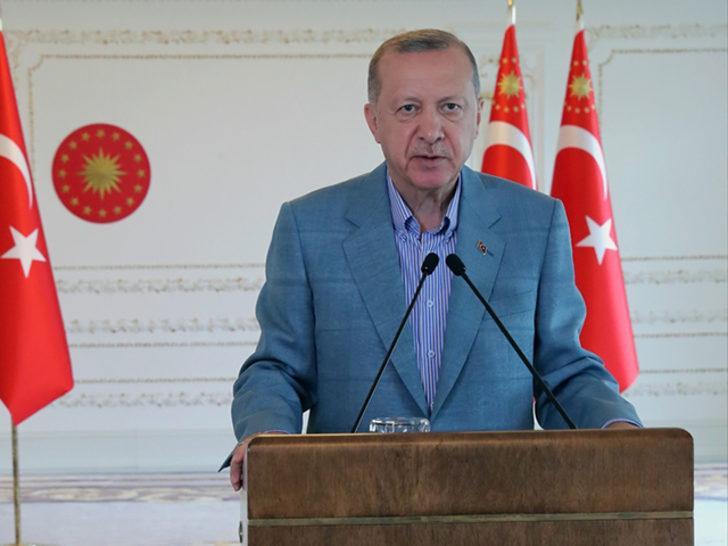 Cumhurbaşkanı Erdoğan: Konut ve otomobil piyasasında rekorlar ardı ardına geliyor