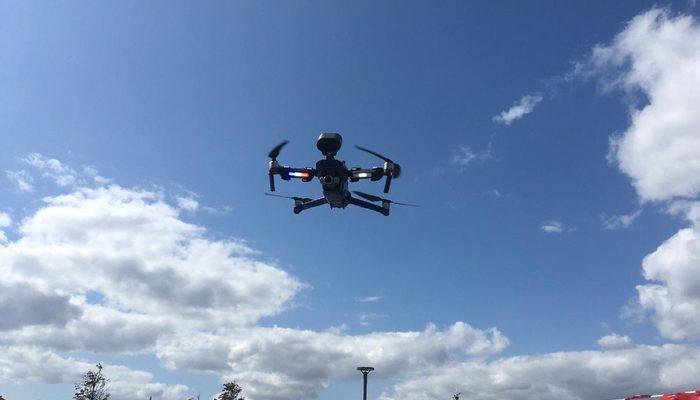 Üsküdar'da drone destekli koronavirüs denetimi thumbnail