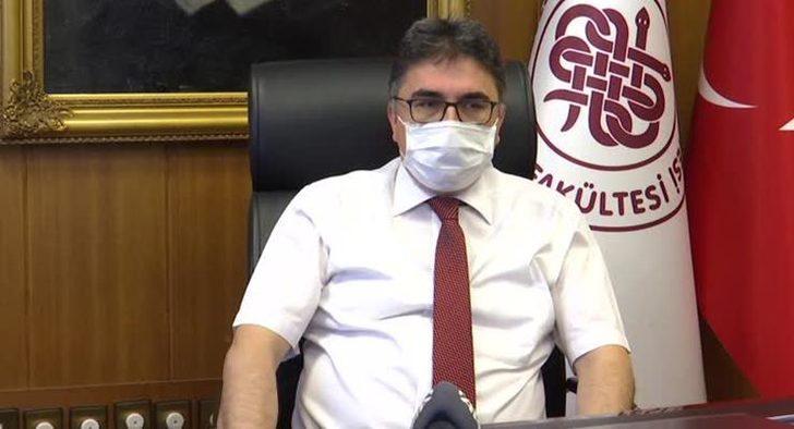 İstanbul Tıp Fakültesi Dekanı Prof. Dr. Tükek: Salgının tekrar alevlendiğini söyleyebiliriz