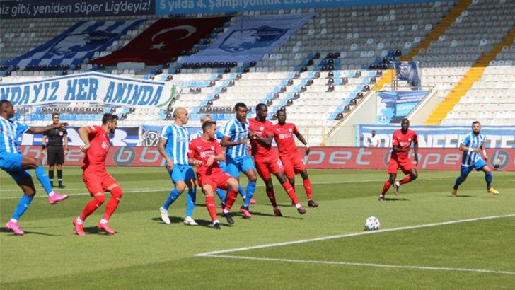 ÖZET | BB Erzurumspor -Sivasspor maç sonucu: 1-2