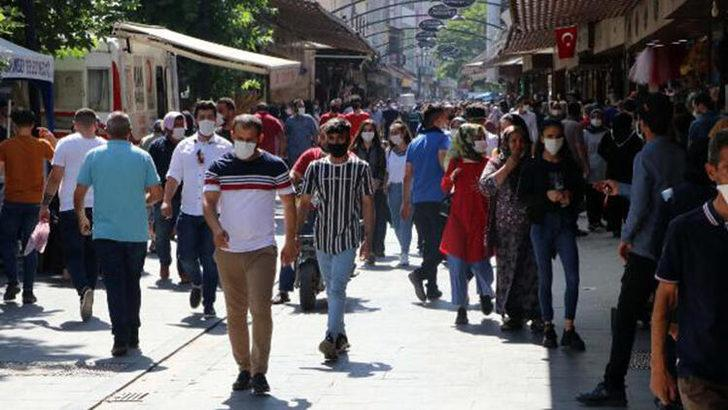 Gaziantep'te çok önemli koronavirüs kararı! İzinli sayılacaklar