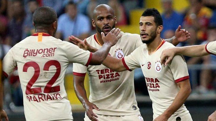 Galatasaray, Roma'dan Marcao için gelen teklifleri reddediyor!
