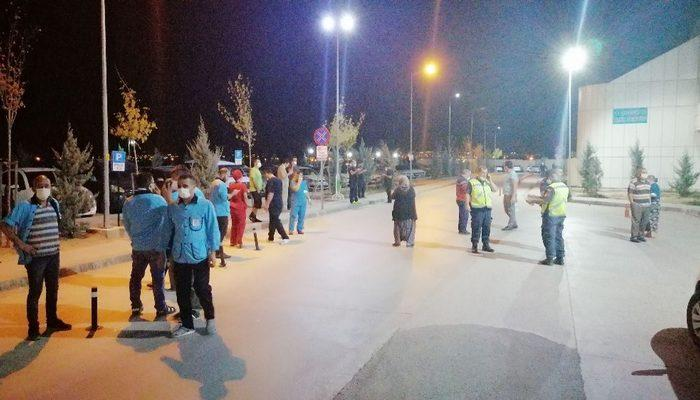 Niğde'deki deprem Aksaray'da da hissedildi thumbnail