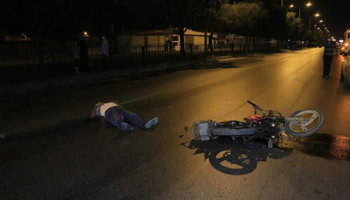 Adana'da motosikletler çarpıştı: 3 yaralı thumbnail