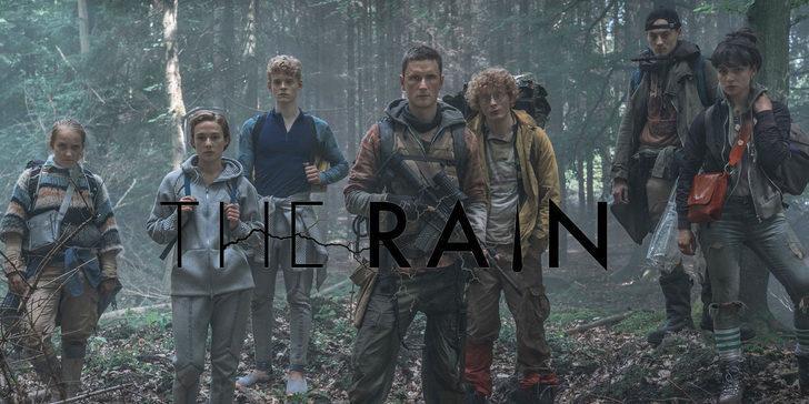Bu dünyada kimler hayatta kalabilecek? The Rain dizisi konusu