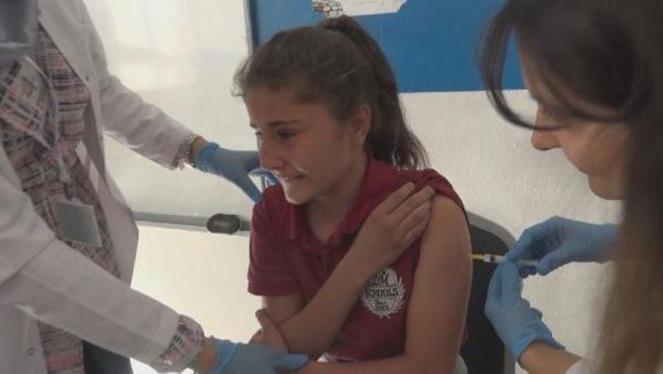 Çocukluk çağı pekiştirme aşıları bu yıl okulda değil aile hekimliklerinde yapılacak