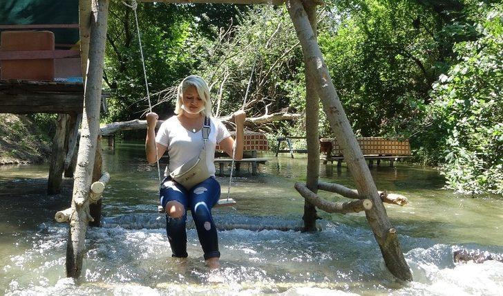 Doğu Anadolu'da en yüksek sıcaklık Kemah'ta en düşük Göle'de ölçüldü