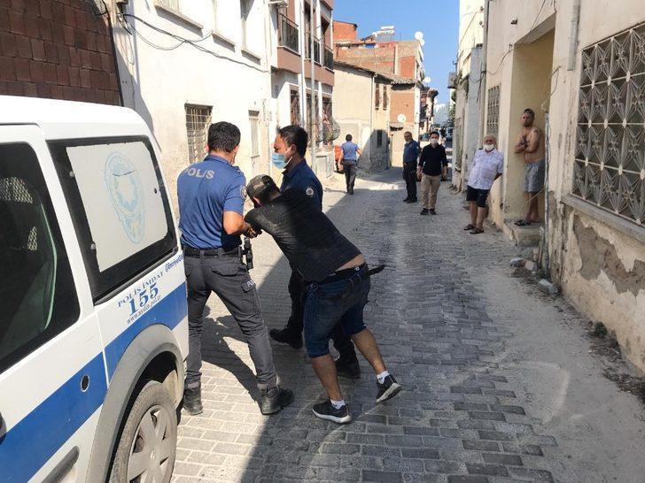 70 ayrı hırsızlık olayına karışan şüpheli kovalamaca sonucu yakalandı