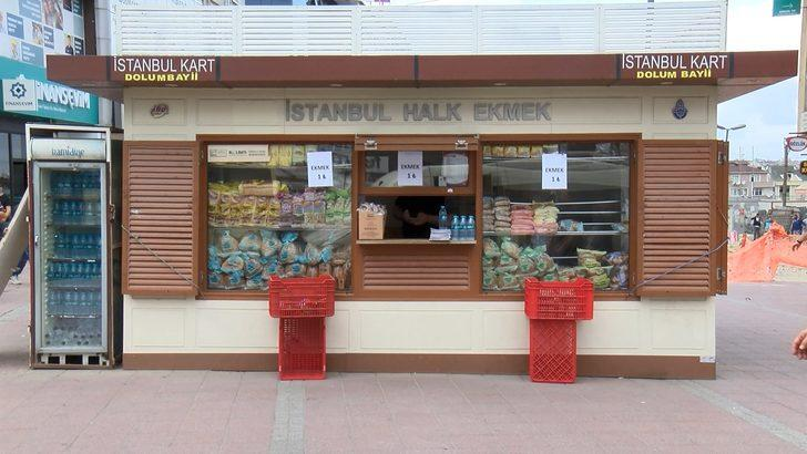 Halk Ekmek fiyatlarına yüzde 33 zam