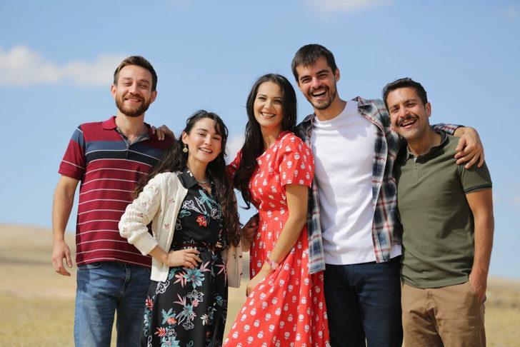 Gönül Dağı dizisinin çekimleri başladı! İşte TRT'nin yeni dizisi Gönül Dağı'nın oyuncu kadrosu