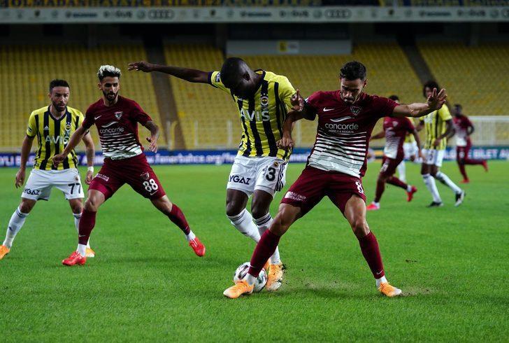ÖZET| Fenerbahçe-Hatayspor: 0-0