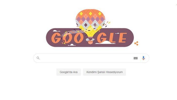 Google'dan doodle sürprizi! 2020 Sonbahar Doodle oldu