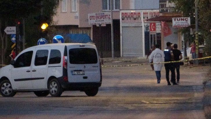 Adana'da galeriye kalaşnikoflu saldırı: 2 yaralı