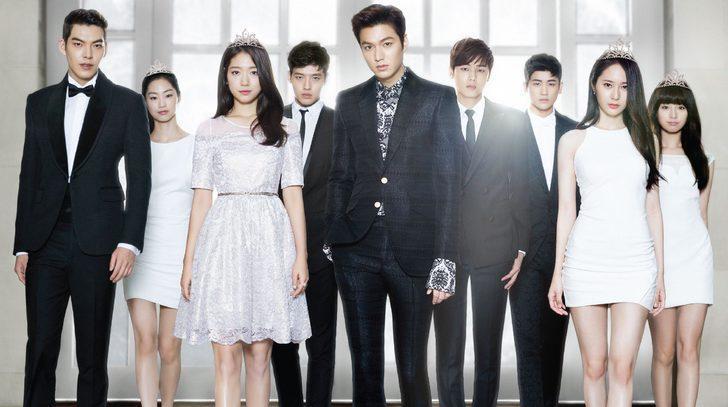 Masalsı bir Güney Kore dizisi: The Heirs konusu ve oyuncuları