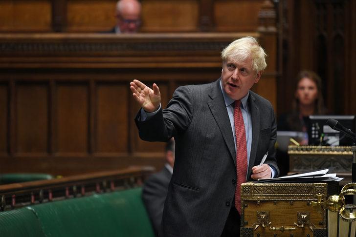 İngiltere Başbakanı Johnson'dan koronavirüs açıklaması: Tehlikeli bir dönüm noktasından geçiyoruz