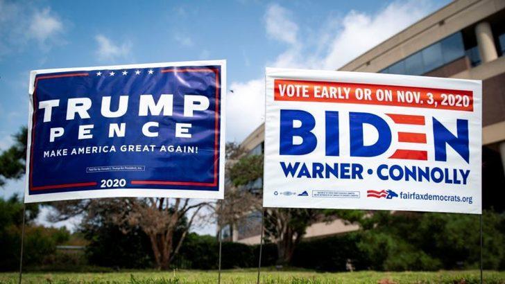 ABD'de Salgın Gölgesindeki Seçime 23 Gün Kaldı