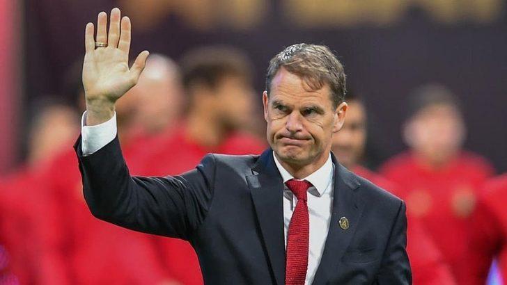 Hollanda Milli Takımı'nı Frank de Boer çalıştıracak