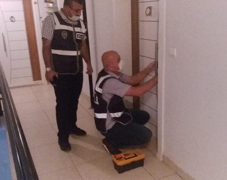 Kahramanmaraş'ta fuhuş operasyonu! 9 adrese baskın düzenlendi