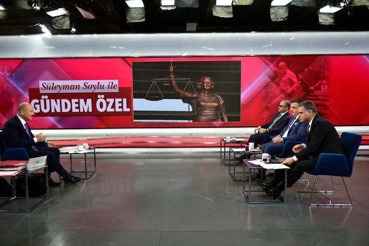 Bakan Soylu: Cübbeli Ahmet Hoca 1-2 gün içerisinde bildiklerini anlatacak