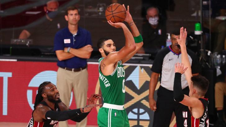 Miami Heat, Boston Celtics karşısında seriyi 3-1 yaptı