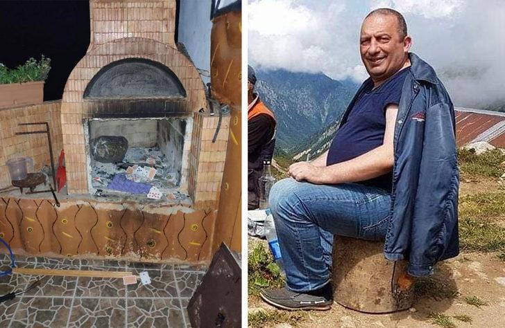 Kumar oynanan o ev Rize İYİ Parti İl Başkan Yardımcısı Yıldız'ın çıktı