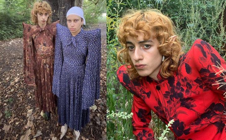 Balenciaga'nın yeni koleksiyonu sosyal medyada olay oldu!