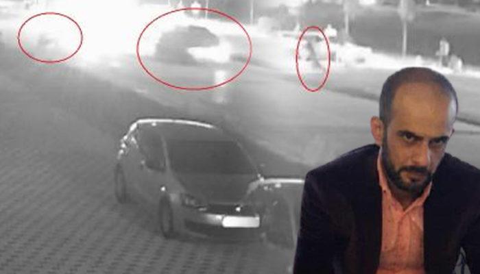 Dövülüp araçtan atıldıktan sonra otomobilin çarptığı yaralı öldü! Görüntüler ortaya çıktı thumbnail