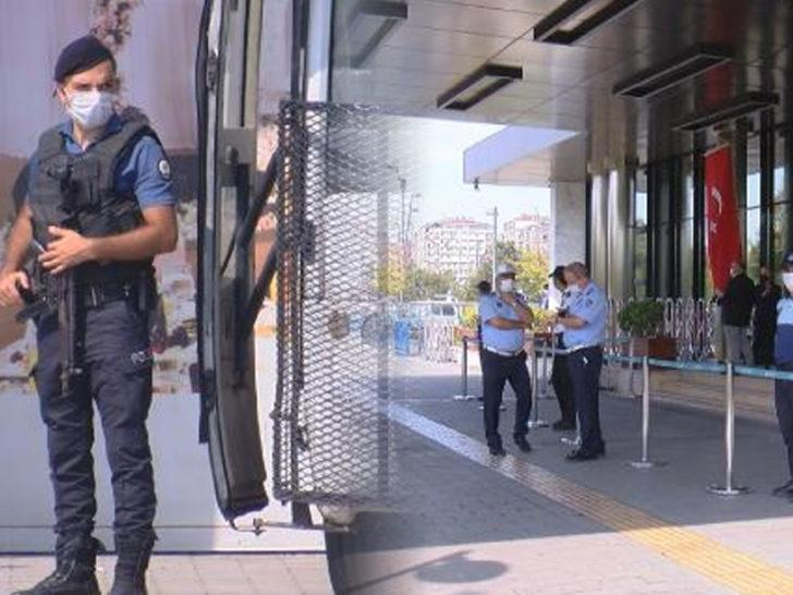 İstanbul'da UKOME toplantısı öncesi geniş güvenlik önlemi