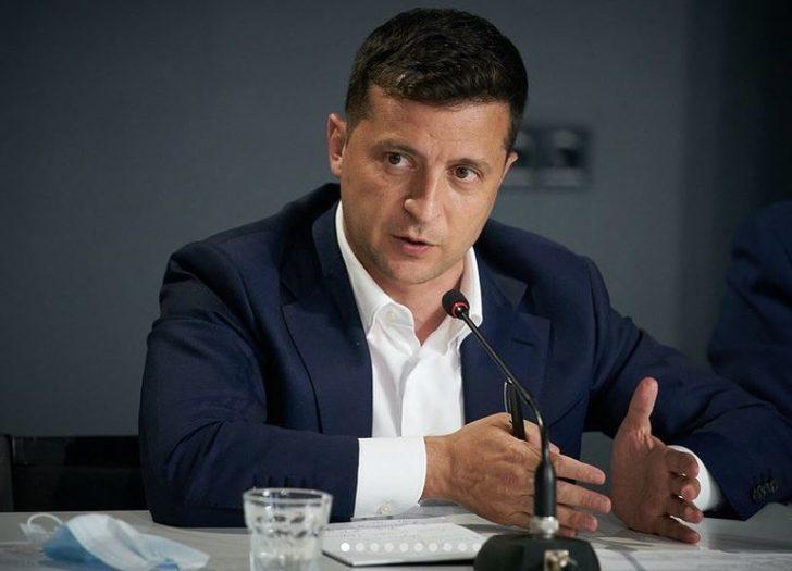 Ukrayna Devlet Başkanı Zelenski: Koronavirüs salgınında ikinci dalga başladı