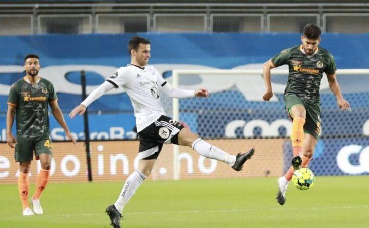 ÖZET | Rosenborg - Alanyaspor: 1-0