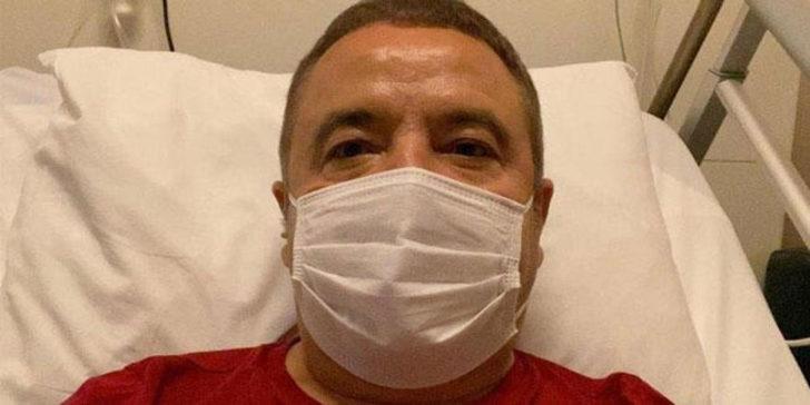 Koronavirüs tedavisi gören Muhittin Böcek, Akdeniz Üniversitesi Hastanesi'ne sevk edildi