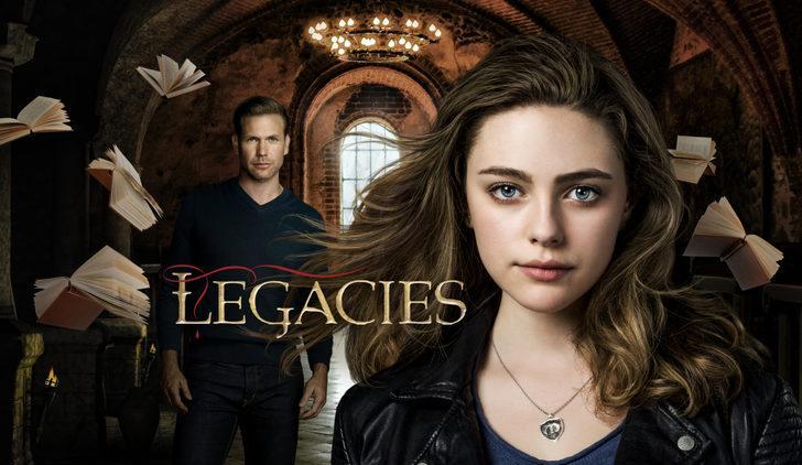 Vampir, cadı ve kurt adam sevdalılarına: Legacies konusu
