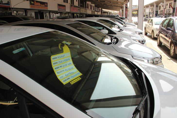 Kredi faizleri yükseldi ikinci el araç satışı durdu