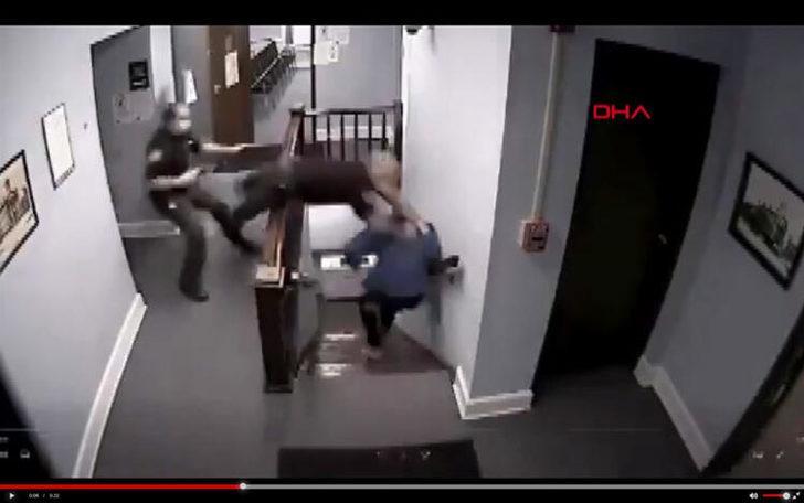 İnanılmaz! Mahkeme salonundan böyle kaçtı!