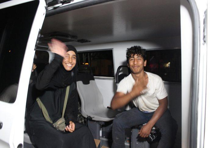 Karaköy'de yakalanan yabancı uyruklu dilencilerin verdiği cevaplar 'pes' dedirtti