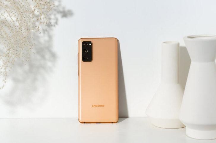 2020 Samsung Galaxy S20 FE'nin öne çıkan özellikleri