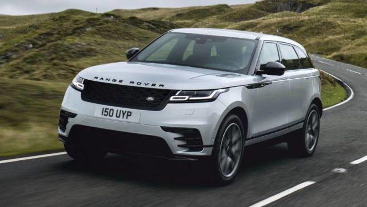 2021 Range Rover Velar'da neler değişti?