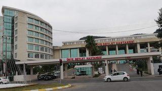 Hastanede korkutan patlama! 1 kişi yaralandı
