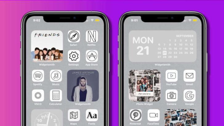 iOS 14 simge değiştirme nasıl yapılır?