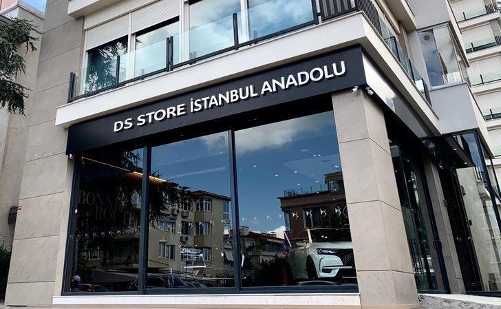 DS Türkiye'de 3. showroom'unu açtı!