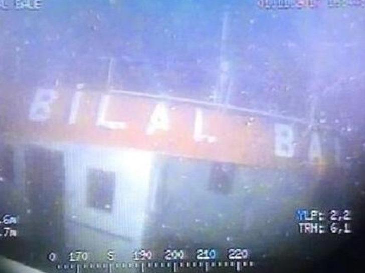 Şile'de batan gemiyle ilgili bilirkişi raporu tamamlandı